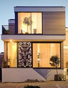 Find out more about facade design to make your minimalist home look elegant here we provide some latest house add also fachadas minimalistas  modernas para casas rh uk pinterest