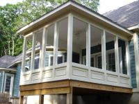 Screen Porch Ideas For Patio Decorating Ideas: Awesome ...
