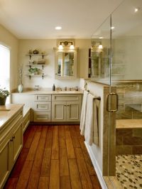 Traditional Bathroom French Country Kitchen Design ...