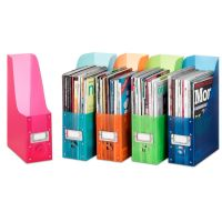 office organization, magazine file, magazine rack ...