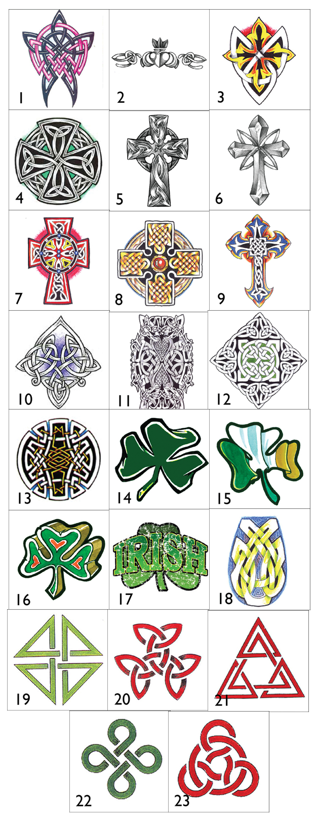 Celtic Crosses And Their Meanings