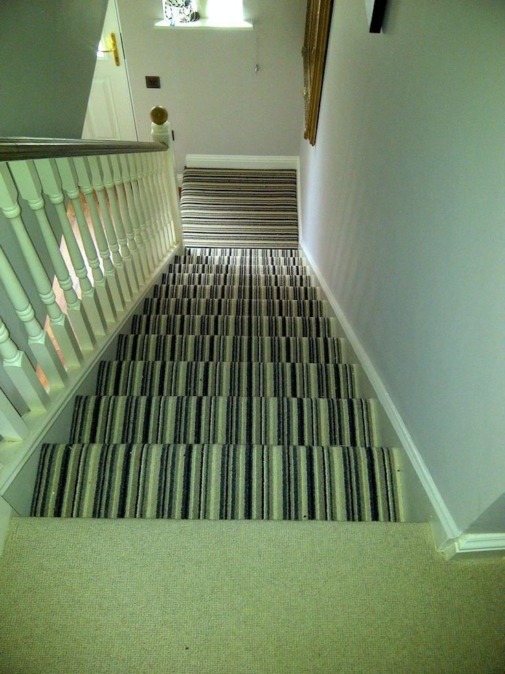 Best Hallway Carpets Landing Carpet Coordinating Stairs   Best Carpet For Stairs And Landing