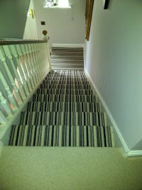best hallway carpets | Landing Carpet, Coordinating Stairs ...