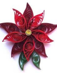 Celebrate the holiday season with free christmas craft patterns perfect for paper crafters from  tags to home decor you  ll find it all on craftsy also resultado de imagen para christian quilling pinterest rh