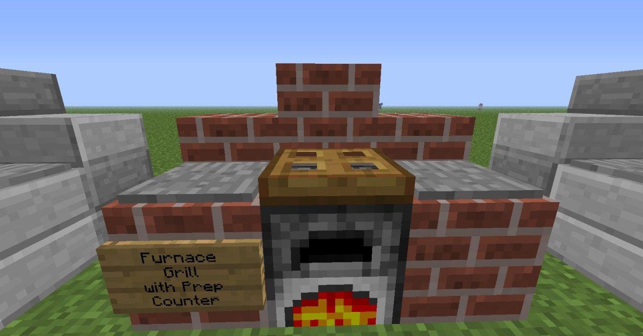 Minecraft Furniture Ideas Minecraft Pinterest Minecraft