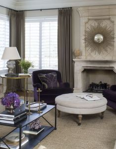 Interior design trends for fall purple living roomsfall also interiors and rh pinterest