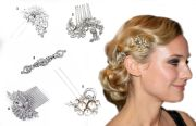 hair accessories recreate 1920s
