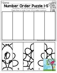 Printable Worksheets  Thanksgiving Cut And Paste ...