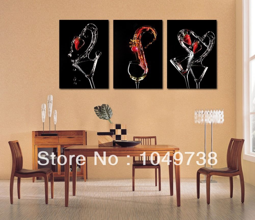 canvas painting for dining room  Buscar con Google  for