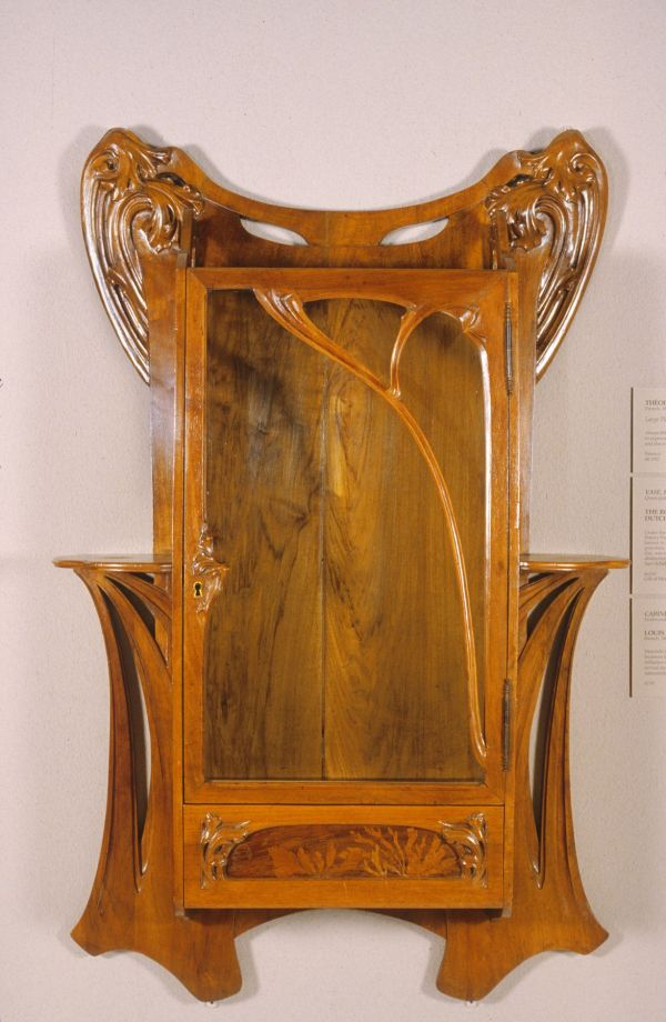 Art Nouveau Cabinet Furniture