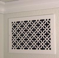 Decorative Heritage heating vent register cover ...