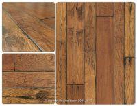 BuildDirect: Engineered Hardwood Floors Handscraped Mixed ...