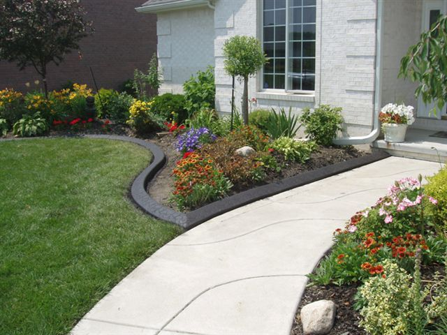 Beautiful Flower Bed Edging Ideas For Floweriest Garden A Neat