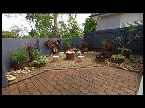 DIY Budget Garden Makeover Ep 1 31 01 14 Garden Garden