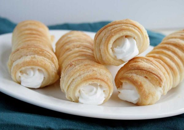 Pastry Cream Recipe Dishmaps
