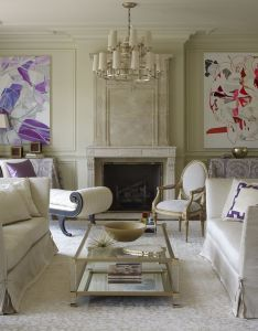 French living room in by suzanne kasler interiors also beautiful rh pinterest
