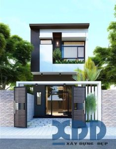 house style modern unique on small area of land was obtained also imageshinh anh du annhadep phamducthinh casotas pinterest rh