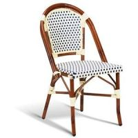 Cafe Rattan French Bistro Chairs | Front Porch | Pinterest ...
