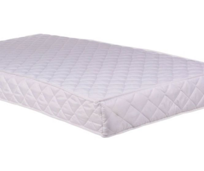 Excellent Alternative To Foam Cot Mattress Which Features A Water Resistant Cover Is Removable For Washing At This Has Been Professionally