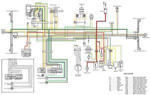 1980 Suzuki Gs550 Wiring Diagram  Somurich