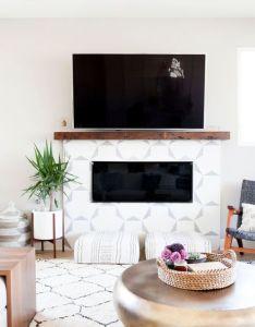 Inside  dreamy bohemian home redesign that   family friendly also rh za pinterest