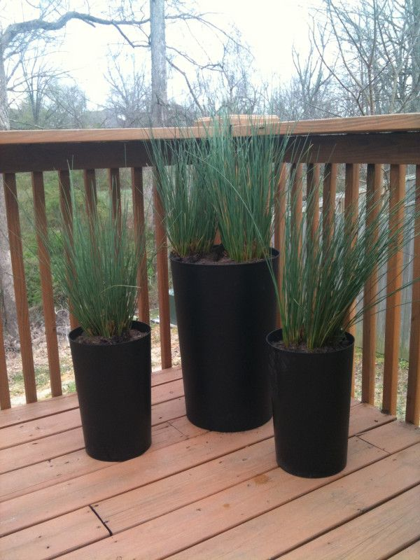 Tall Outdoor Planters Cheap