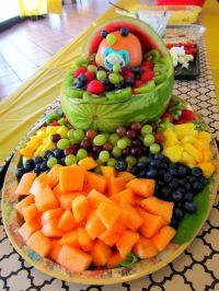 Fruit Platter Ideas for Parties | Fruit Platter - baby ...