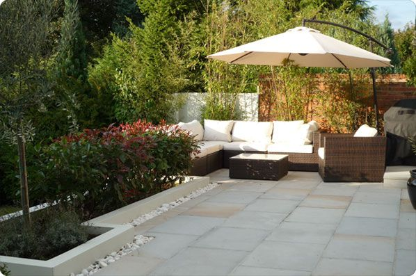 Garden Design Patio Ideas