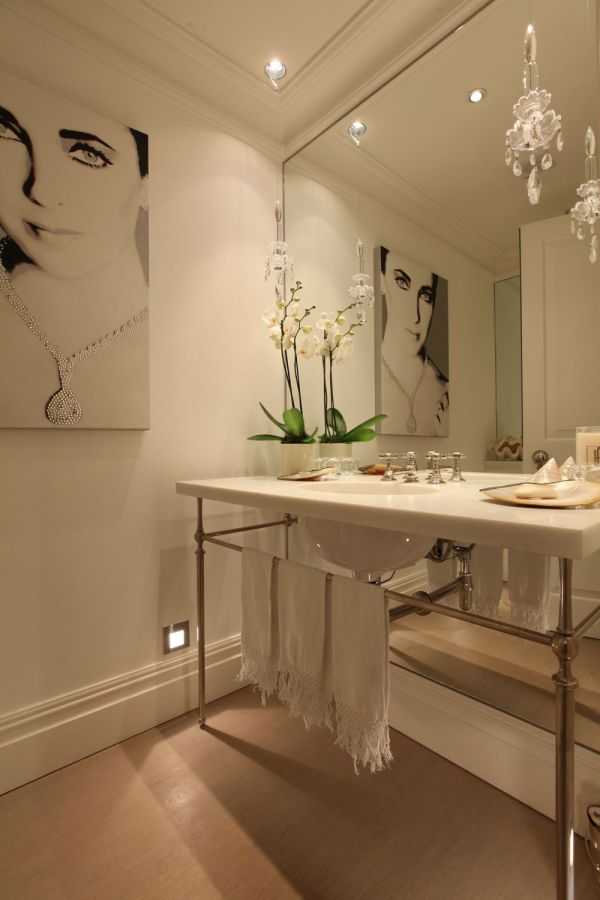 John Cullen Lighting Project Showcase Bathrooms Bathroom