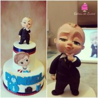 Yeah i am BABY BOSS! by Gteau de Lucin   Cakes & Cake ...