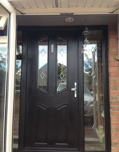Interior french doors with sidelights photo also front door glass side panels http thewrightstuff rh pinterest
