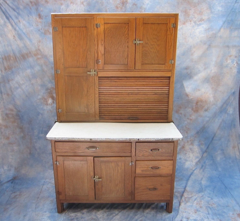 vintage kitchen hutch home depot backsplash tile antique hoosier buffet cabinet