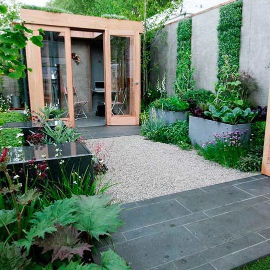 Small Townhouse Garden Ideas