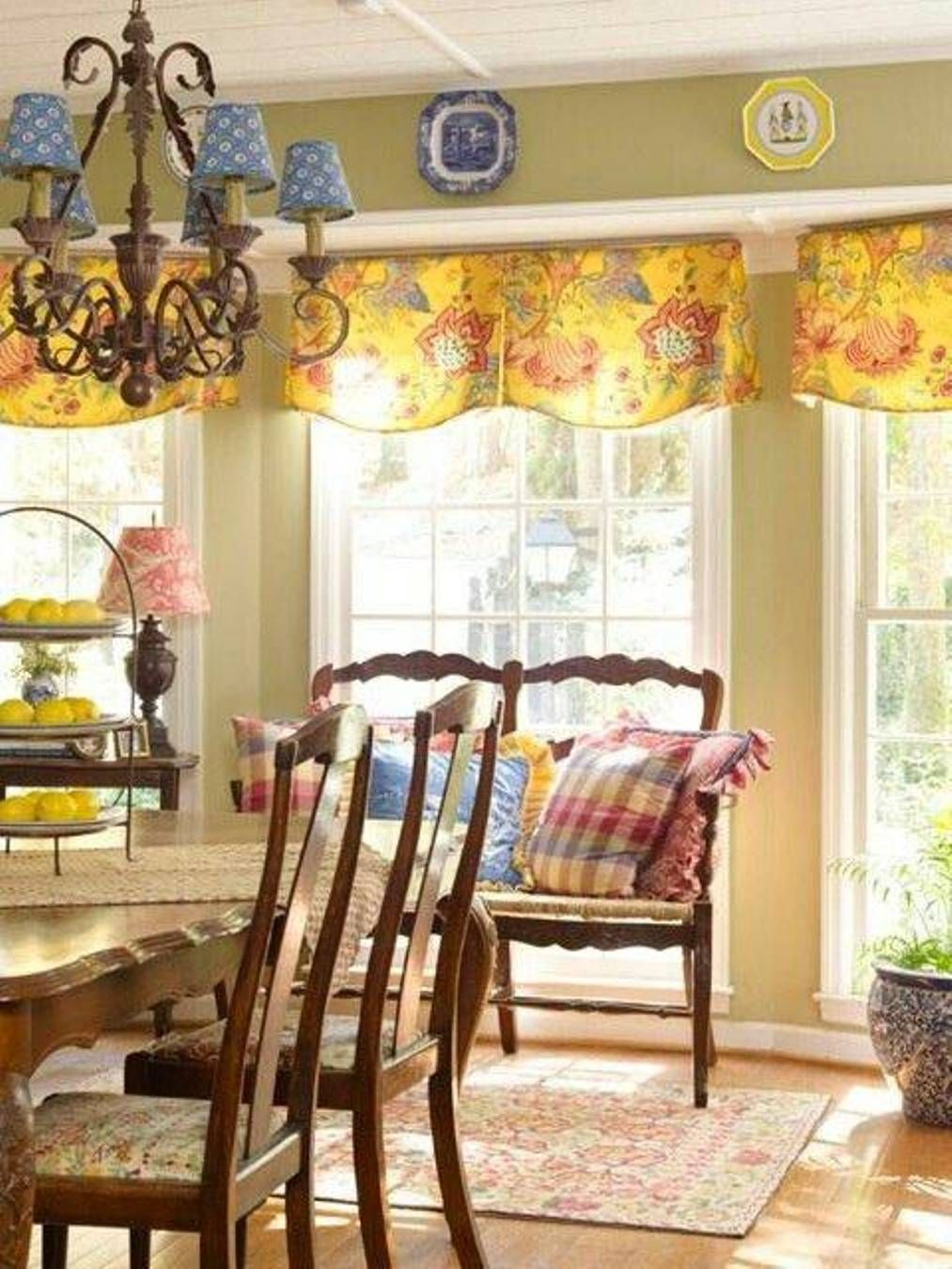 Dining Room , French Country Dining Room Decorating Ideas