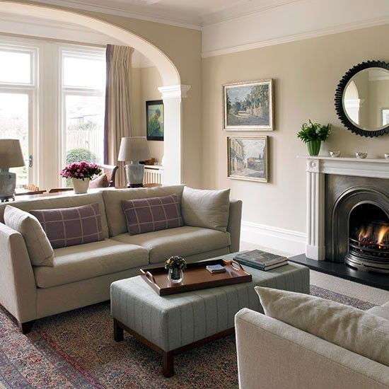 Sitting Room Be Inspired By This Light And Bright Edwardian Home