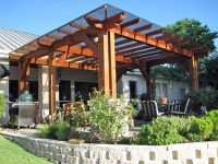 pictures of deck covers | RainShield Pergolas Project ...