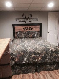 Hunting theme nursery for a baby boy. Description from ...