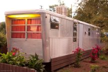 Vintage Mobile Home Trailers
