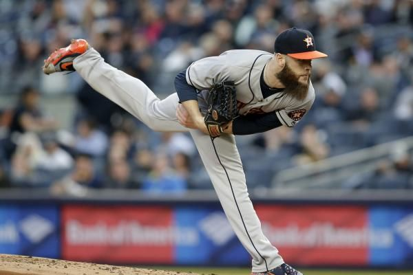 ARLINGTON Texas — Things Are Going So Well For The Houston Astros