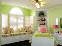 Pink and Green Rooms | Cute Pink and Green Bedroom | Pink ...