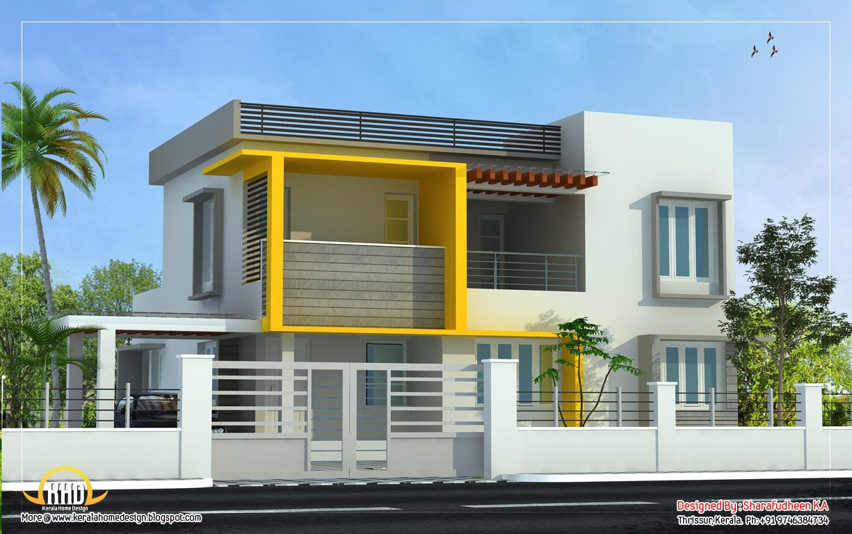 Modern Home Design 2643 Sq Ft GREAT Website For Modern Home