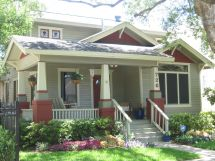 Small Homes with Front Porches