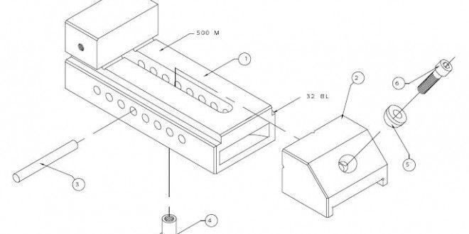 Free Metalworking Project Plans: Toolmaker's Screwless