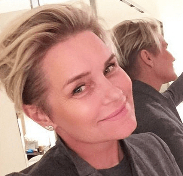 Yolanda Foster Projects To Try Pinterest Short Hair Cuts