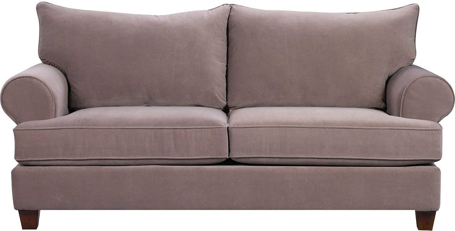 klaussner sofa and loveseat set leather bobs furniture micro suede heather microsuede in ...
