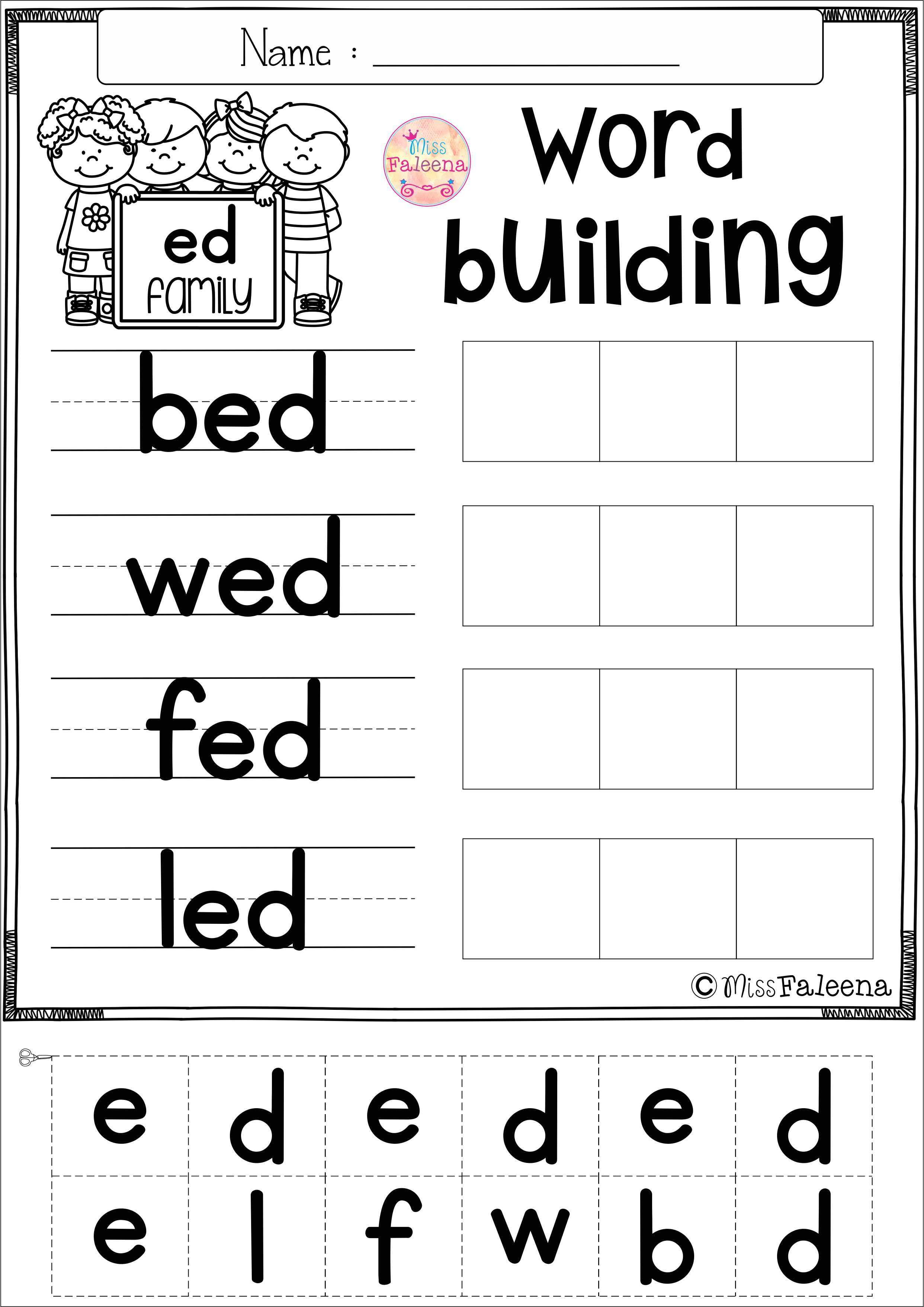 Letter Writing Worksheet First Grade