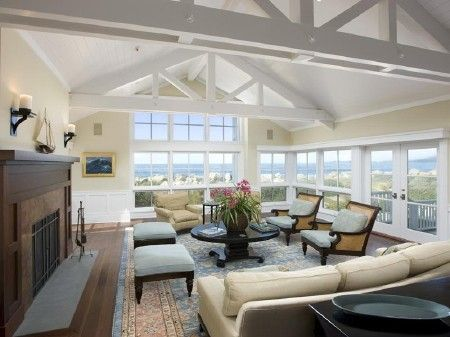 Modern Cape Cod Interior Design Cape Cod Style In Carpinteria