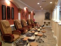 Best Nail Salon Interior Design | Nails Spa Salon ...