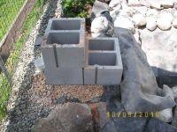 DIY Waterfall Building - Squidheads Build   Pond Ideas ...