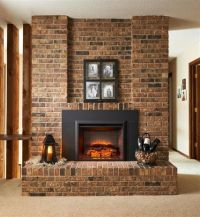 decoration captivating electric fireplace insert heater ...